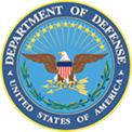 Department of Defense logo.